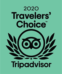 Trip Advisor - Travellers' Choice 2020