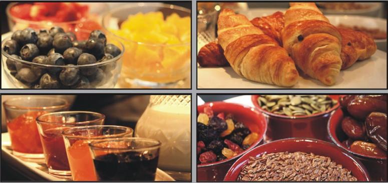 Delicious breakfasts at Mitchelcroft, Bed and Breakfast at Scoriton, near Buckfastleigh, Dartmoor, Devon