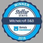 Hotels Combined - Stellar Stays Award - Winner 2016
