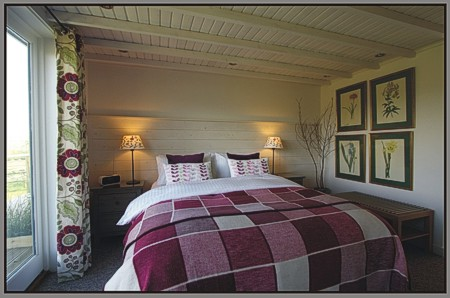 The Holne Room at Mitchelcroft Bed and Breakfast - on Dartmoor at Scorriton, near Buckfastleigh, Devon